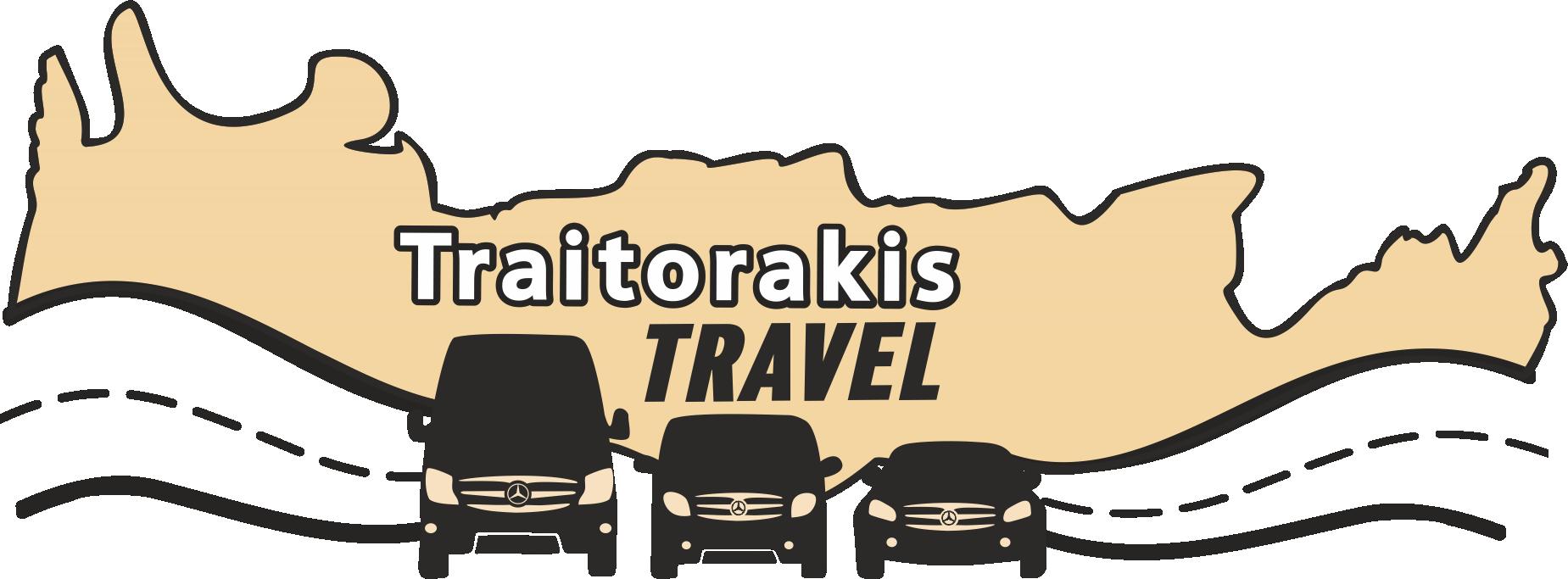 Traitorakis Travel Logo