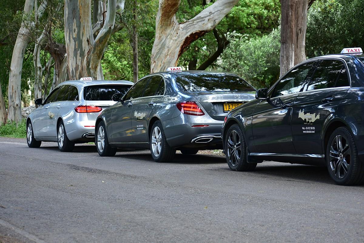 Traitorakis Travel Taxi Fleet
