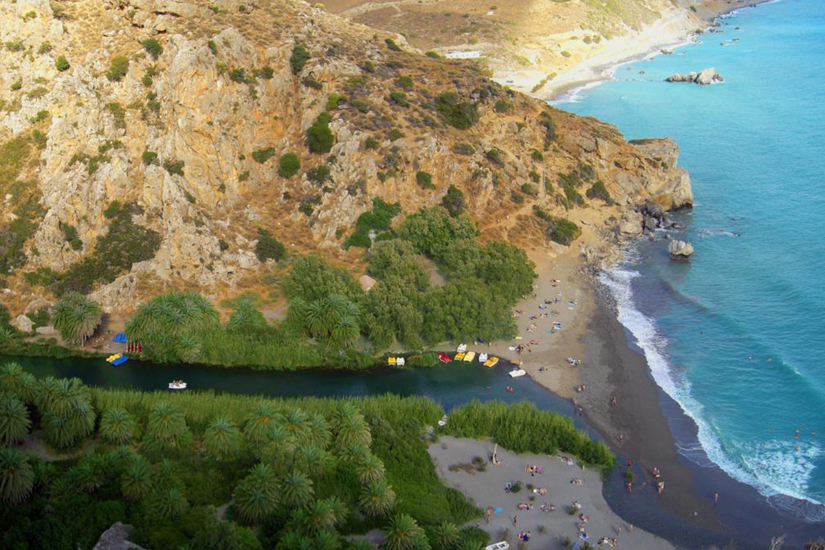 Traitorakis Travel Customised Trips - Agia Galini